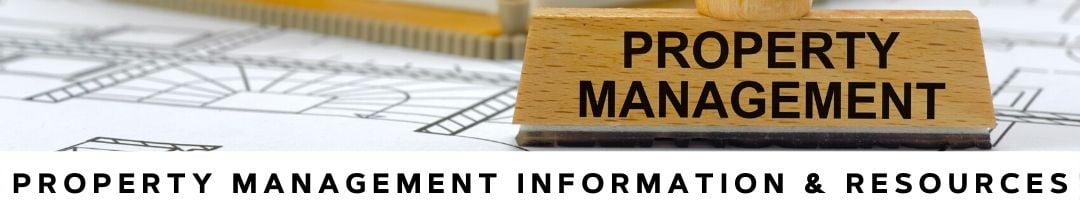 Property management information